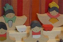 組み木 雛人形