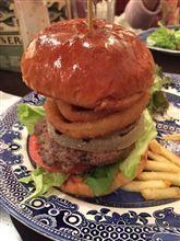 これぞハンバーガーだ。