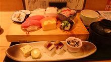 お昼ご飯 寿司ランチ