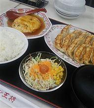 休みの日・・・。独りの昼食。