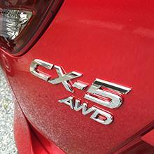 CX-5 納車