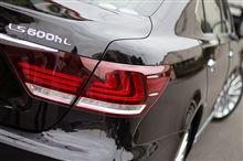 【試乗】Lexus LS600hL ( DAA-UVF46-AEXQH(O) ) part.2