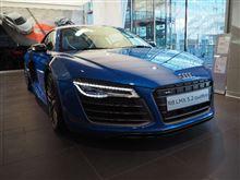 ミュンヘン Audi Forum Muenchen にて,その2