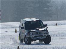 まっかり雪上トライアル2015