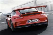 RS発表で再認識、「素」GT3デザインの秀逸さ。