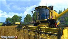 Farming Simulator 15が5月19日に遂に発売!