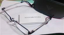 眼鏡の新調