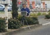レーダー探知機バージョンアップ