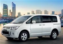 Mitsubishi Delica Space Wagon Ⅱ : Thailand ・・・・