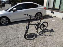 自転車を組み立ててみた。(ROVER)