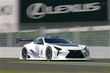 "{GT6} レクサス LF-LC GT ""Vision Gran Turismo"" スーパーラップ {真っ最中}"