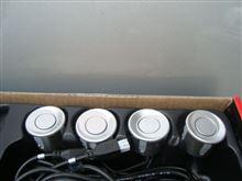 ☆ ワゴンR(MH34S)バックセンサー取付 パート1です。
