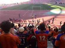 Jリーグ ヤマザキナビスコカップ Aグループ 第2節 広島戦