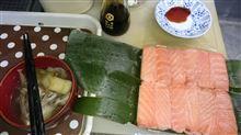 鱒寿司には目がないアチキ(笑)
