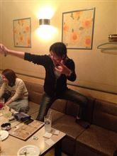 あみちゃん歓迎会レポートUPしました