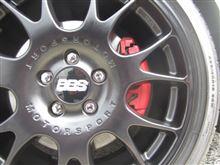 VW用 BBS-CH 18インチ