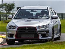 Mitsubishi Lancer Evolution X John Easton Ⅱ : Brasil ・・・・