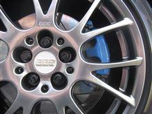 BBS RE-V 18インチ スバル用