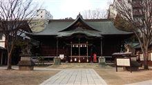 四柱神社 (よはしら じんじゃ) 松本市