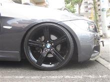 BMW純正スタースポーク199 19インチ
