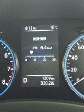 1,000km超えたエルくんです♪