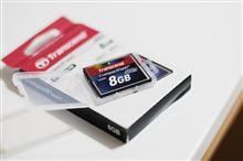 そして、今更CFカードを購入。