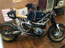 ☆★42th Tokyo Motor Cycle Show 2015★☆ その⑤ ドラッグ系+カフェレーサー編