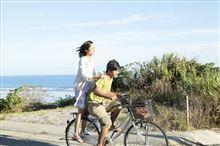 自転車の二人乗り