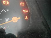 シートベルト警告灯切れ