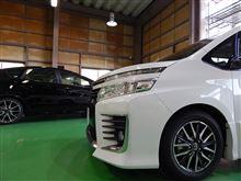 トヨタ 80系 ヴォクシー(VOXY) SonicDesign ソニックプラス / SonicPLUS N80ハイグレードモデル【 SP-N82M+SP-N81M 】オリジナルトゥイーターマウント取付