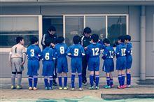 第37回 少年サッカー新人大会 in 鬼北
