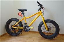 自転車のブログを始めました。