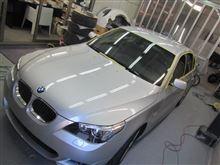 BMW コーティングで輝きました!!