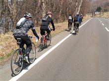 洞爺湖一周サイクリング