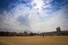 H26年度 スポ少最後の練習試合 in 拓川グラウンド