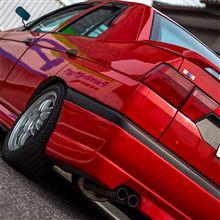 【試乗】Alfa 155 V6 Limited Version (E-167A1E) 後編