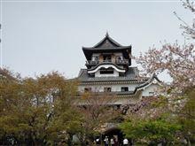 犬山城と手裏剣投げ(゜-゜)ノ---===≡≡≡ 卍 シュッ!