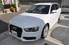 Audi A4アバント(8K) P-SYS TVキャンセラー取り付け