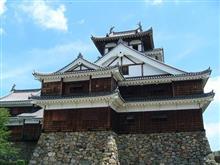 富山から鳥取へドライブ(part4)福知山城