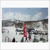 思いがけずの春スキー