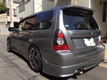 久々に洗車(*^^*)