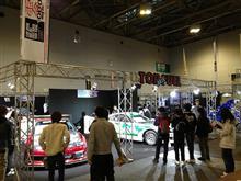 チューニングカーワールドショーダウン2015開催中(^^)/