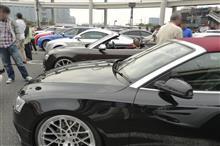 Audi大黒オフ参加'15.04