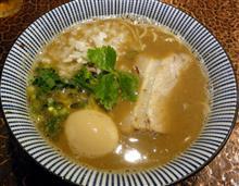 ラーメン狂い 第1696回 自家製麺 MENSHO TOKYO@春日or後楽園