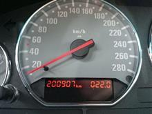 200907-200734=173km