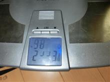スパーダZ 16インチ純正ホイル体重測定
