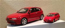 otto 1/18 アルファロメオ 147 GTA Alfa Romeo