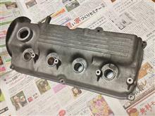 G13Bエンジン ヘッドオーバーホール(2.2)