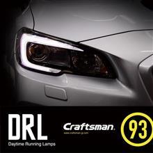 SUBARU WRXもCraftsman DRL KIT!