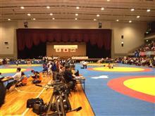2015年度全日本ジュニアレスリング選手権大会